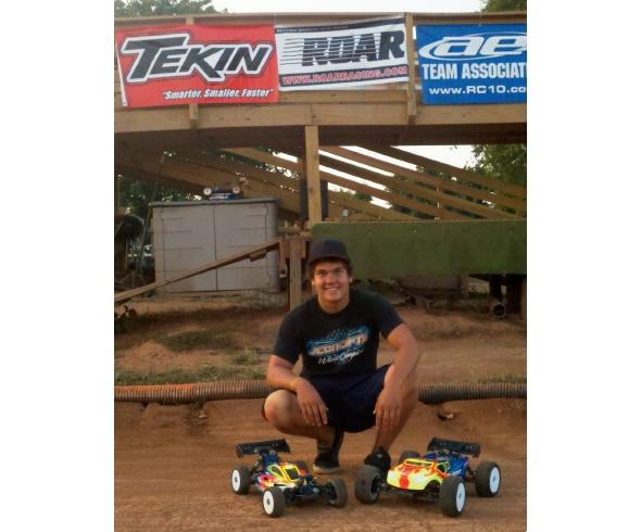 Tekin wins at Round 5 of ROAR Region 2 1/8th Pro-Series