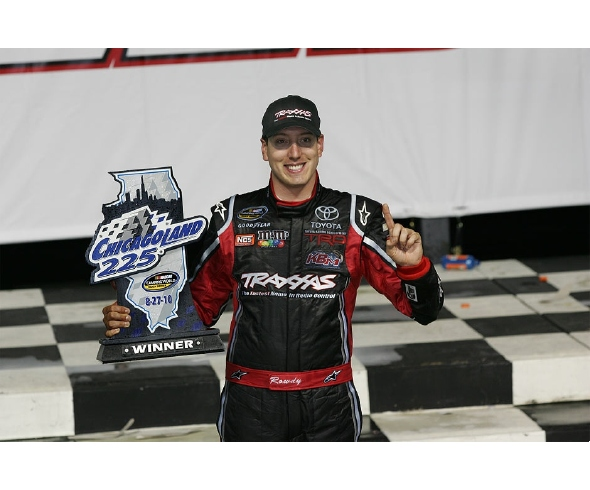 Kyle Busch and Traxxas Win at Chicagoland