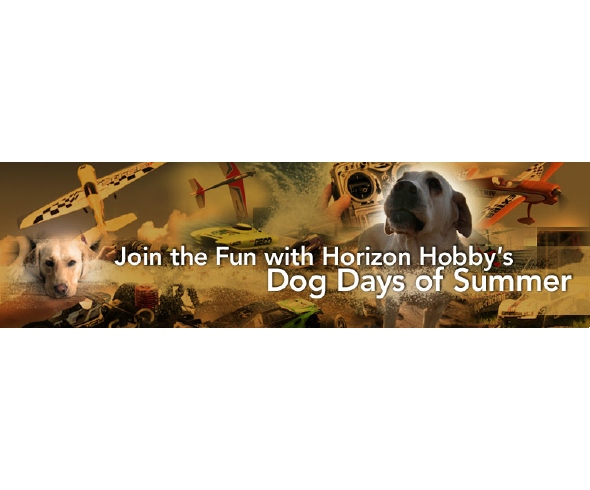 Horizon Hobby's Dog Days of Summer