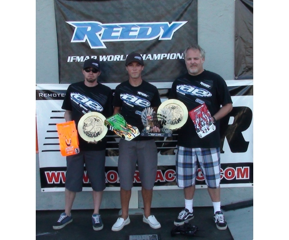 Reedy and LRP Sweep ROAR Nationals Podium