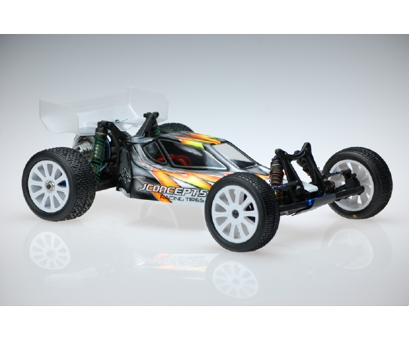 JConcepts Illuzion B4.1 Punisher body