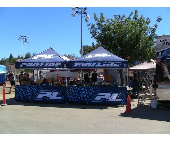 Pro-Line Race Report on the 2nd Annual Gas Champs at Thunder Alley