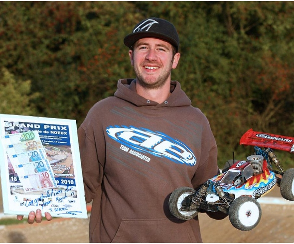 Cragg and Reedy 121VR Score French Victory