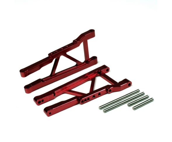 Venom Aluminum Hop-Up Parts for Traxxas Slash 4WD