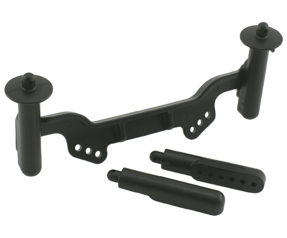 RPM Adjustable Body Mounts for the Traxxas Slash 2WD