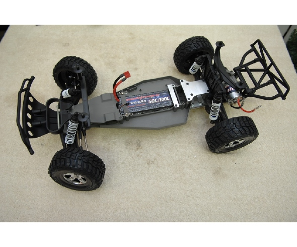 ST Racing Concepts Traxxas Slash 2WD LCG conversion kit
