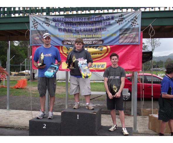 Chris Sturdy wins the Sunshine Coast QLD State Title