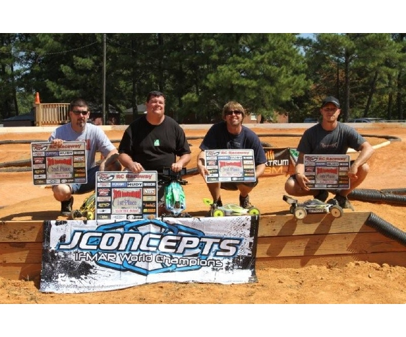 JConcepts race report on The 1st Annual Cape Fear Invitational Race