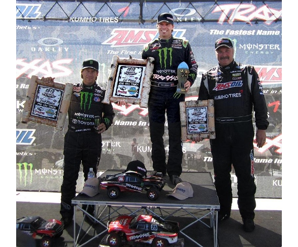 TORC Season Finale: Traxxas Drivers Take 3 Wins & 5 Podiums at The Big House