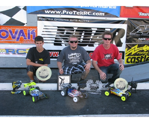 Ryan Maifield – 1/8th eBuggy National Champion