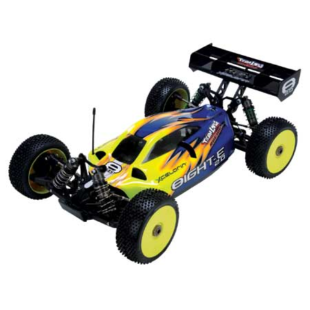 1/8 8IGHT-E 2.0 4WD Buggy Race Roller Without Electronics