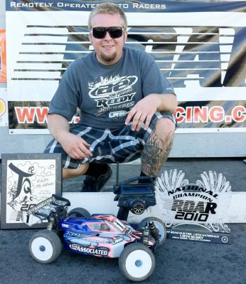 Team Associated's Ryan Maifield – ROAR 1:8 Electric Buggy National Champion