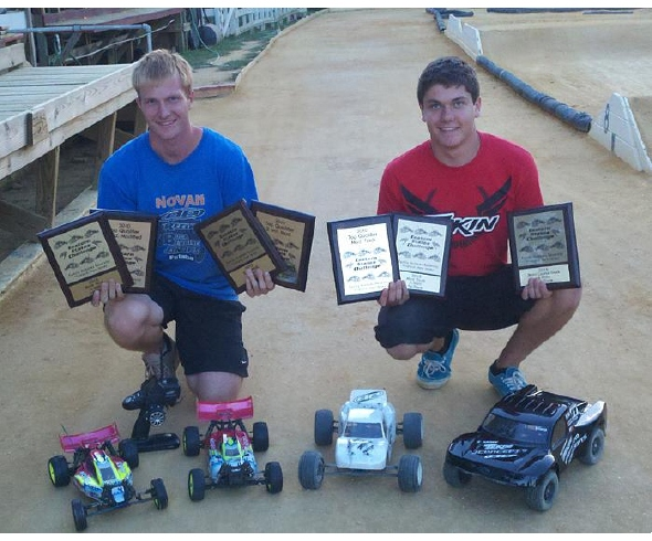 Team Associated Sweeps 5 Electric Classes at 24th Annual Eastern States Challenge