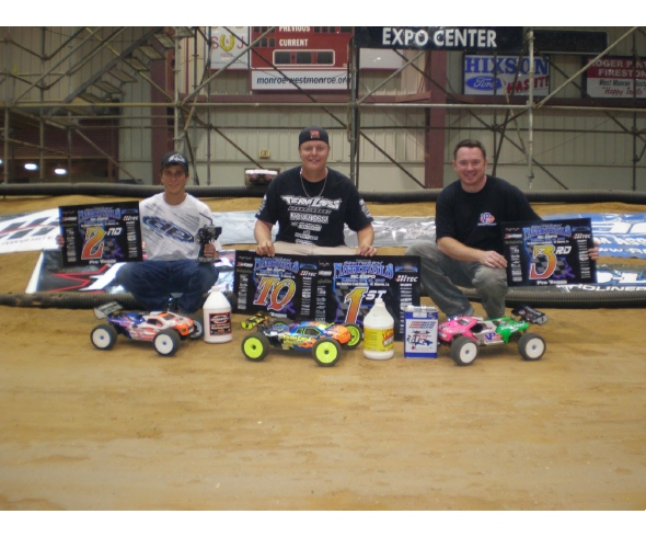 Team Losi Racing Wins at Southern Nationals
