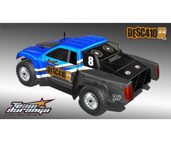 Team Durango DESC410R CAD Images