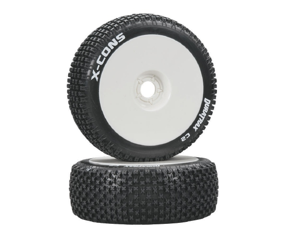 Pro-Line Eight Shooter 23mm MT Bead-Loc fits standard size tires, 23mm hex