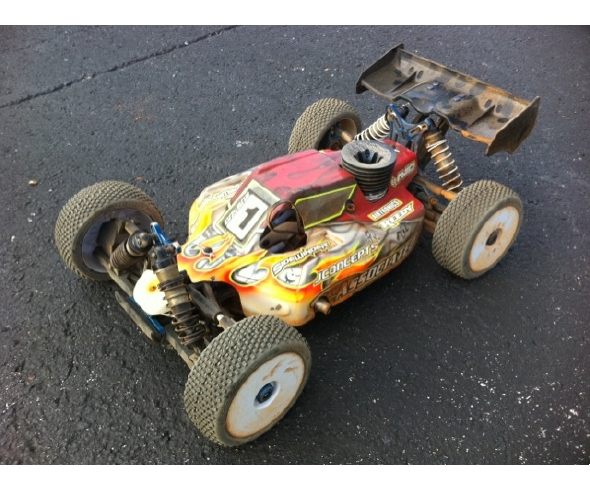 JConcepts and JR Mitch End Up On Top at FSORS Banquet Race