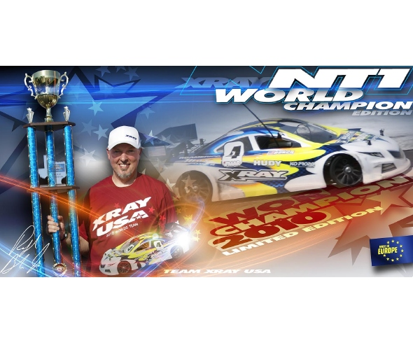 XRAY NT1 World Champion Limited Edition