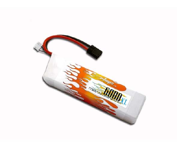 MaxAmps.com 6000mah XL series LiPo batteries on sale