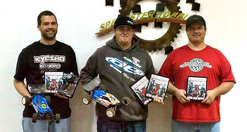 Chris Jarosz & Kyle Skidmore Victorious At RC Pro Southern Indoor Nationals