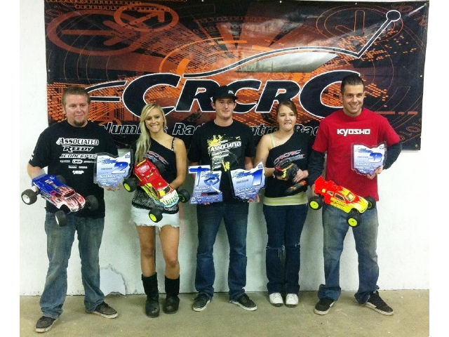 Team Associated's Cavalieri And Maifield Dominate CRCRC Modified Truck Class