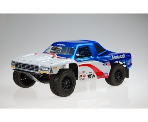 JConcepts Gear, Ford 1979 Ford Ranger F-250, Raptor SVT SCT-R (O.S.F.M.) bodies, rcca, radio control, rc car action, photo 3, front, white