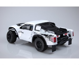 JConcepts Gear, Ford 1979 Ford Ranger F-250, Raptor SVT SCT-R (O.S.F.M.) bodies, rcca, radio control, rc car action, photo 7, white back