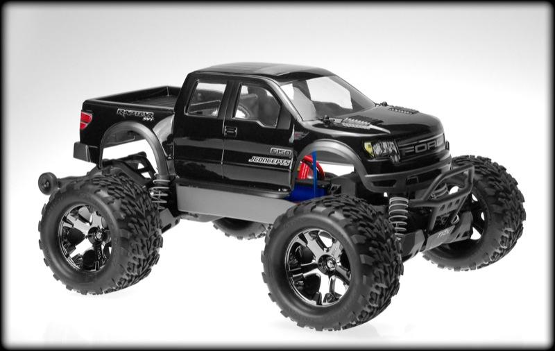 Jconcepts Traxxas Stampede 4x4 Ford Raptor Super Crew Body
