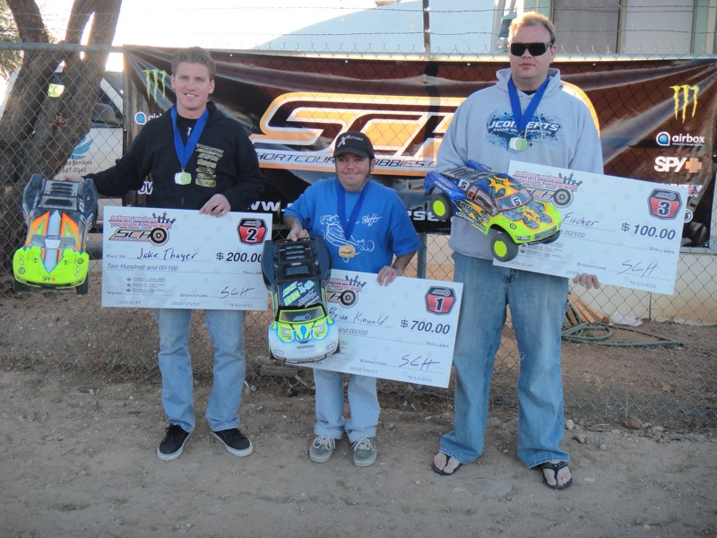 JConcepts Dominates The Short Course Triple Crown