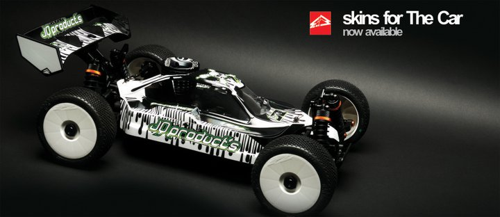 Upgrade RC Gear: SCT and The Car Skins, More Graphic Options