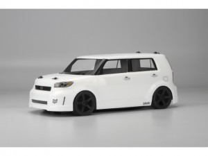 HPI, 1st FWD Car, The RTR HPI Switch, Scion xB Body, front, white, photo 5