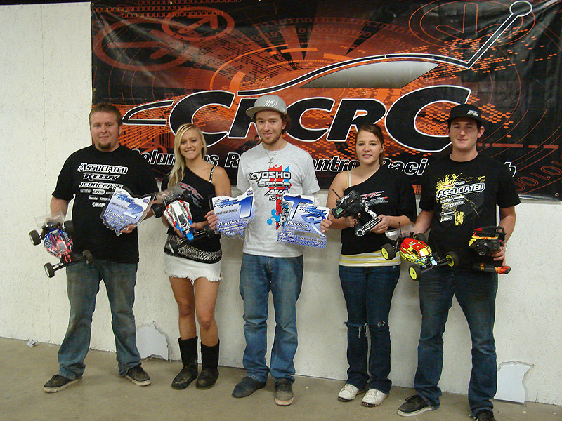 Tebo TQ's And Wins 3 Mod Classes At CRCRC Electric Midwest Championship