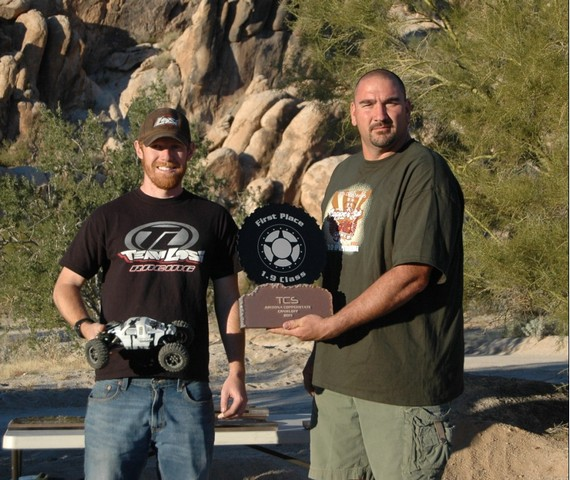 TLR Wins At Copperstate Crawloff