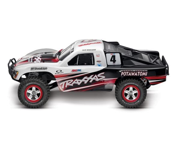 Traxxas Slash Pro 2WD Jeff Kincaid Edition