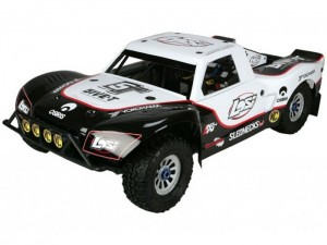 losi 5IVE-T, top 10 rc trucks 2011, #9, rcca, radio control, rc car action