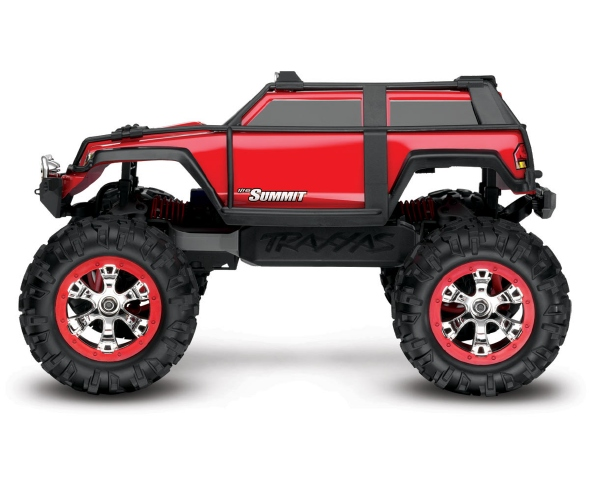 Traxxas Brushed 1/16 RTR Summit