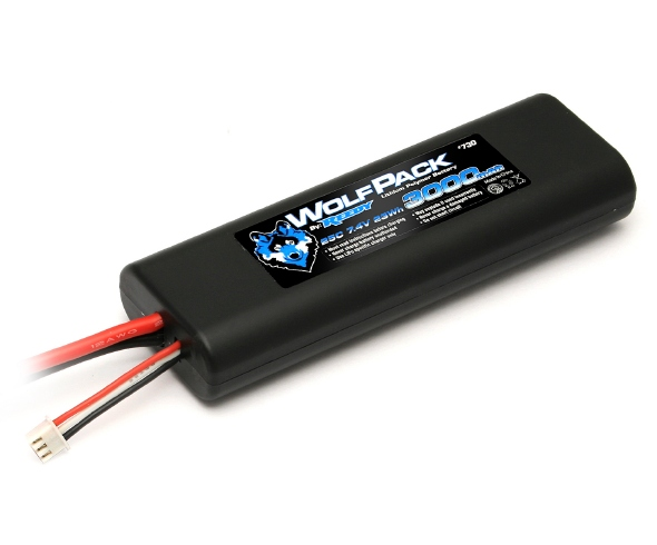Reedy WolfPack Lithium Polymer Batteries, rcca, radio control, rc car action