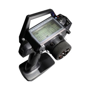 Airtronics, MT-4 Pistol Grip 2.4G Radio, rcca, radio control, rc car action, gear, radio, aerial view