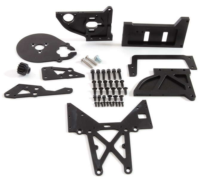 Castle Creations HPI Baja Conversion Kit For The Mamba XL 1/5 Brushless System