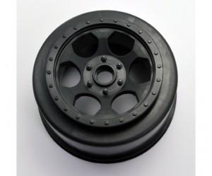 DE Racing, Trinidad Wheels, Team Losi Racing, TLR, XXX-SCT, rcca, rc car action, radio control, photo 4, tire, arial tire