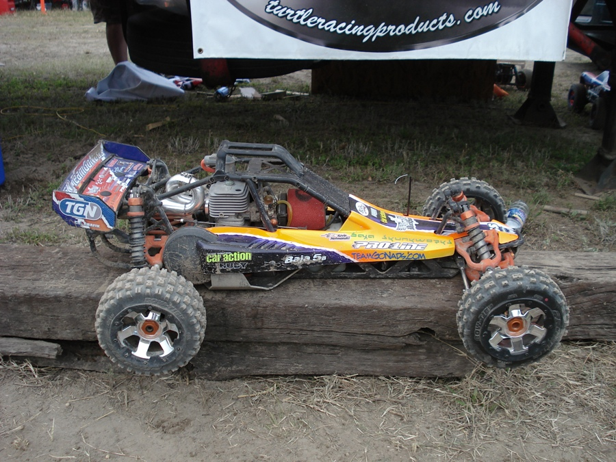 1/5 Scale, The Next Big Thing - RC Car Action