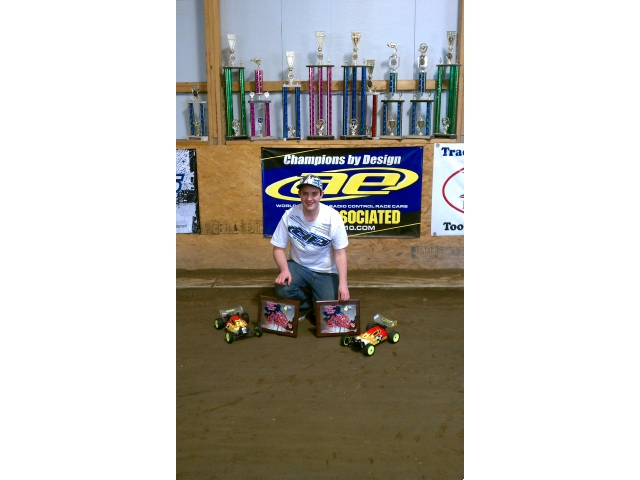 JConcepts Driver Kody Numedhal Wins Big at the Field Of Dreams Classic
