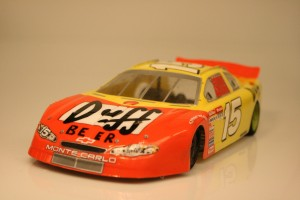 duff beer, rc car, photo 2, rcca, radio control, rc car action