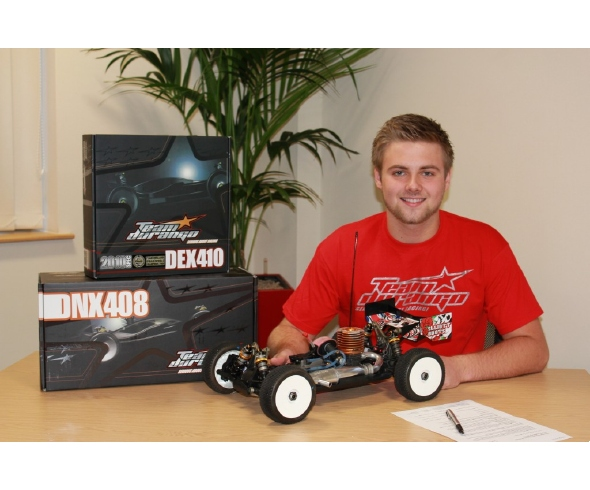 Team Durango signs Elliott Boots and Jörn Neumann to 2011 race team