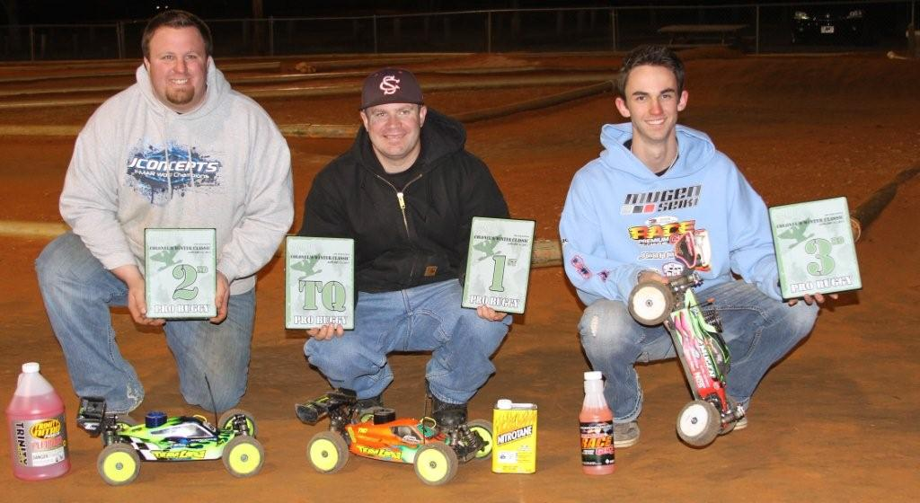 Team Losi Racing Wins At Colonel's Winter Classic