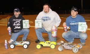 jconcepts, colonel winter classic, phil hurd raceway, photo 3, 3 men, rcca, radio control, rc car action