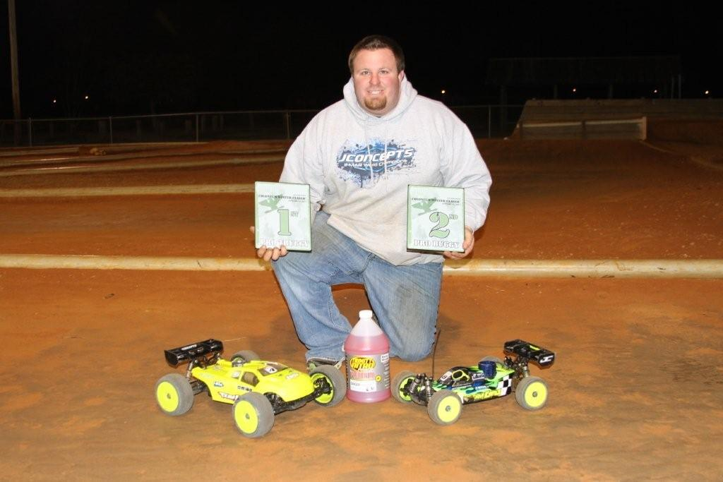 JConcepts Wins At Colonel's Winter Classic