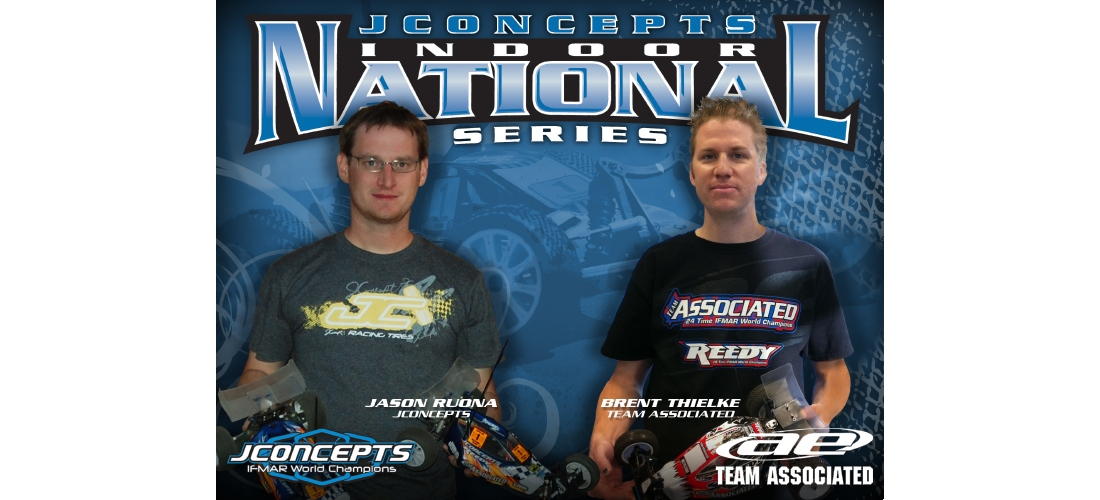 JConcepts And Team Associated Team-up For The Indoor National Series