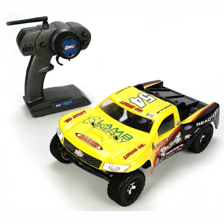 Losi 1/16 Mini Stronghold SCT RTR