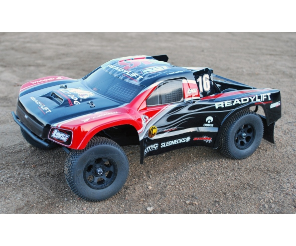 DE Racing Trinidad Wheels for the Team Losi Racing XXX-SCT
